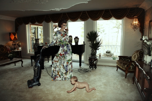 Dajana Antic : Richard Bernardin: Dress To Kill Magazine